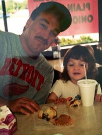 dounut date me and dad