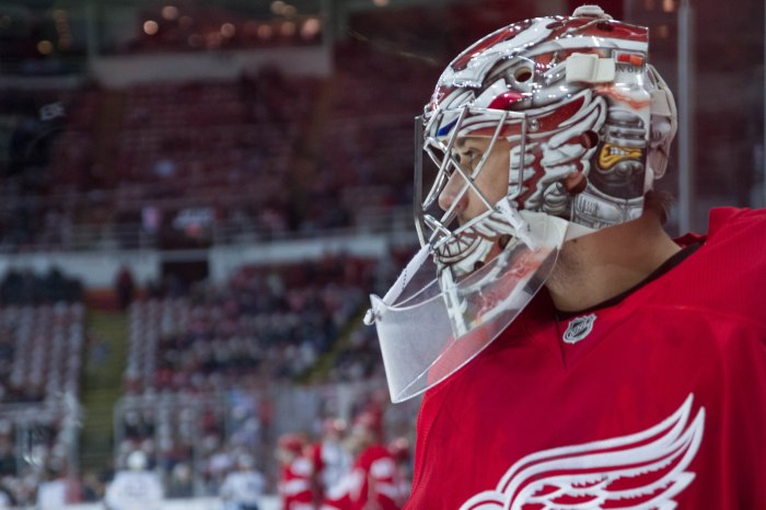 Mrazek in the Zone